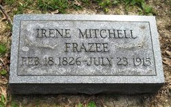 Irene <i>Mitchell</i> Frazee