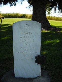 Lewis William Brandt