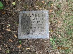 John Benjamin Franklin
