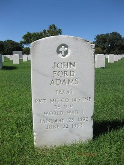John Ford Adams