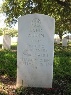 Saed Allen