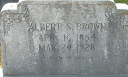 Albert S Brown