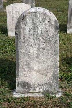 Mary Magdelena <i>Kendig</i> Brenneman
