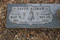 Spergeon Lavon Altman