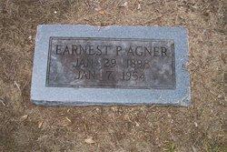 Earnest P Agner