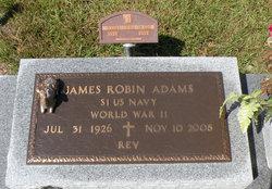 Rev James Robin Adams
