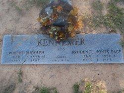 Prudence Jones <i>Page</i> Kennemer