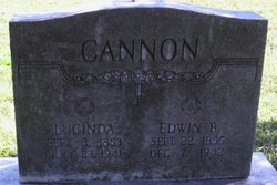 Lucinda Kitty <i>Cantrell</i> Cannon