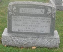 Adolph J Buehler