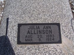 Juliette Ann <i>Burke</i> Allinson
