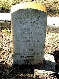 Wallace Lewis Bonney