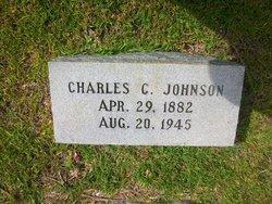 Charles C Johnson