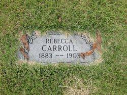 Rebecca Francis Carroll