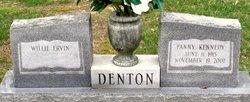 Fanny <i>Kennedy</i> Denton