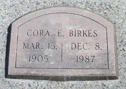 Cora E. <i>Lackey</i> Birkes