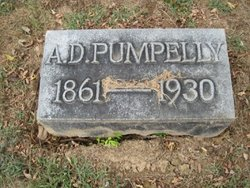 Amos Dexter Pumpelly