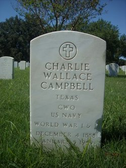 Charlie Wallace Campbell