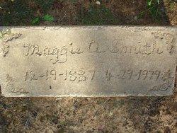 Maggie Ada <i>Speck</i> Smith