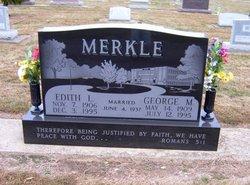 George M Merkle