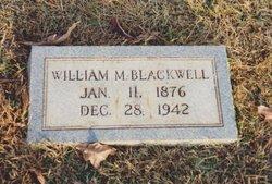 William Mack Blackwell