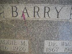 Maggie Myrtle <i>Phillips</i> Barry