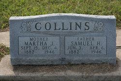 Martha Jane <i>Raby</i> Collins