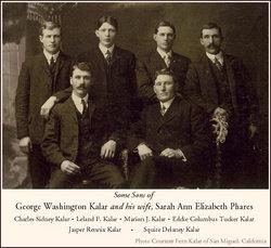 George Washington Kalar