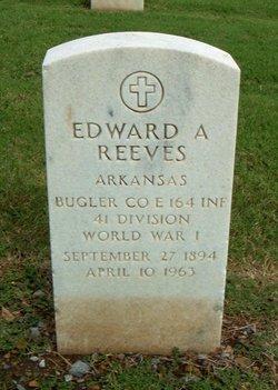 Edward A Reeves
