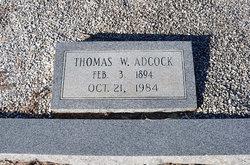 Thomas Walter Adcock