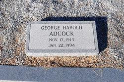 George Harold Adcock