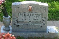 Janelle J Renfrow
