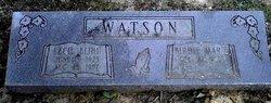 Birdie Marie <i>Lucas</i> Watson
