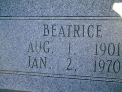 Beatrice Ida Beat <i>Hensley</i> Morse