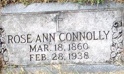 Mrs Rose Ann <i>Smith</i> Connolly