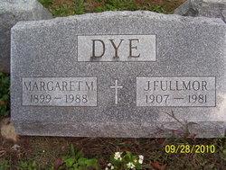Margaret Mary <i>Leech</i> Dye