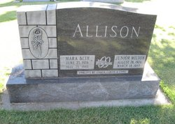 Mara Beth <i>Comfort</i> Allison