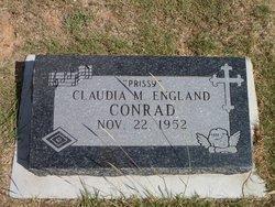 Claudia M Prissy <i>England</i> Conrad
