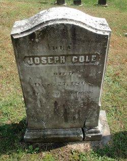 Deacon Joseph Cole