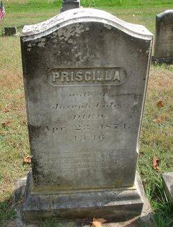 Prisilla <i>Wakefield</i> Cole
