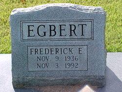 Frederick Eugene Egbert