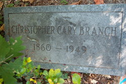 Christopher Cary Branch