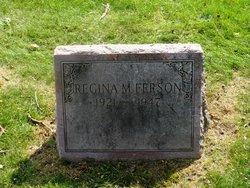 Regina M Ferson