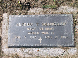 Alfred T Shangraw