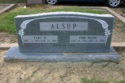 Earl W. Alsup