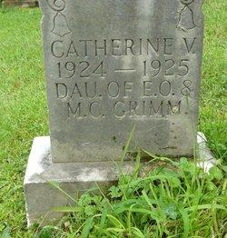 Catherine V Grimm