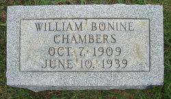 William Bonine Chambers