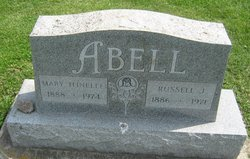 Russell J Abell