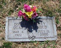 Donna F. <i>Bradley</i> Arnold