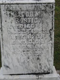Jacob M. Bostic