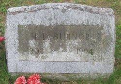 H D Burnor